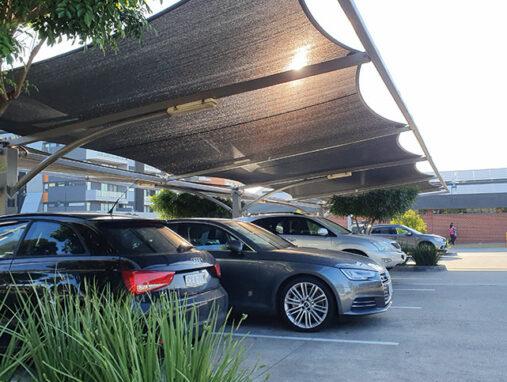 Car Park Shade Sails